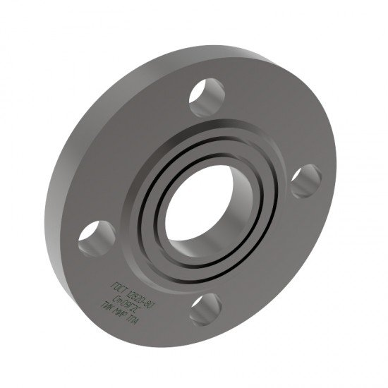 Фланец стальной плоский приварной 1 исполнение Ду800 Ру6 сталь 09Г2С ГОСТ 12820-80
