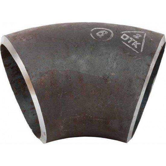 Отвод П45* Ду 114 х 7,0 Сталь 09Г2С / 2 исполнение ГОСТ 17375-2001