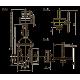 Задвижка стальная литая клиновая с редуктором 30с541нж Ду700 Ру16
